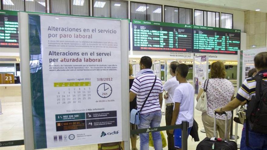 Primeros cortes de tráfico en carreteras catalanas en protesta por el 21D