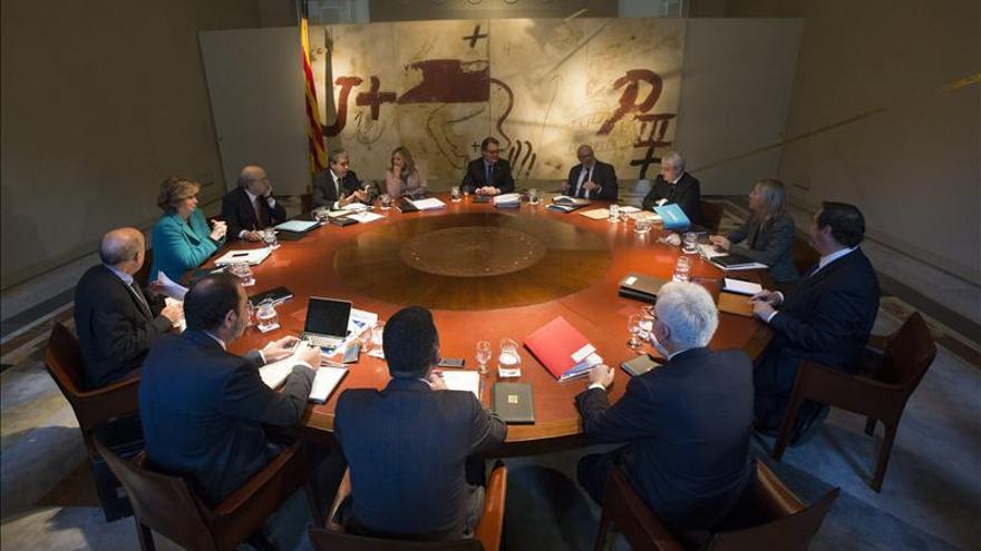 El Govern amplía el recurso al Constitucional por la impugnación del 9N con declaraciones de Rajoy