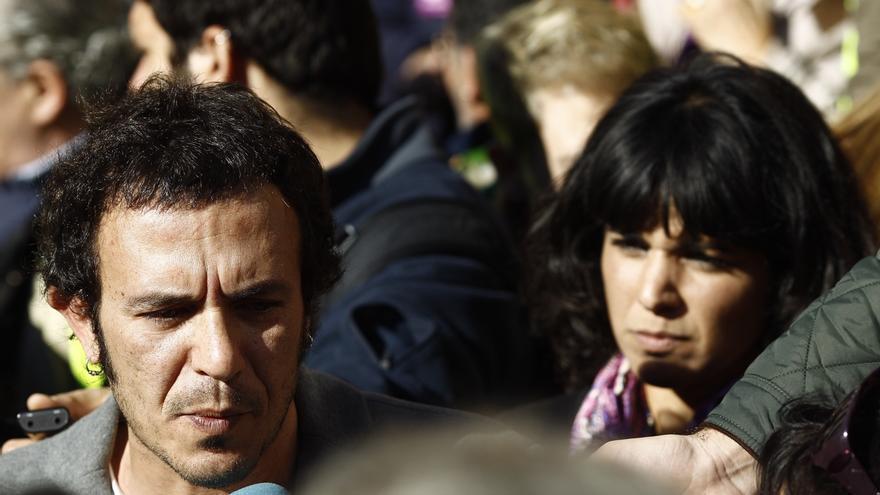 """El colectivo 'Anticapitalistas' de Podemos pide una """"campaña unitaria"""" con IU que vaya más allá de los partidos"""