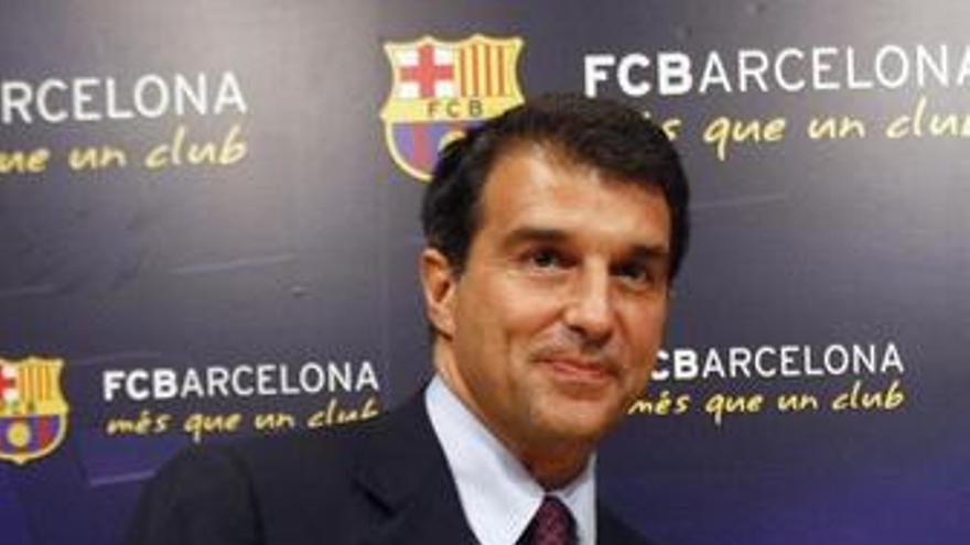 """Laporta: """"Ha sido un honor ser presidente del FC Barcelona"""""""