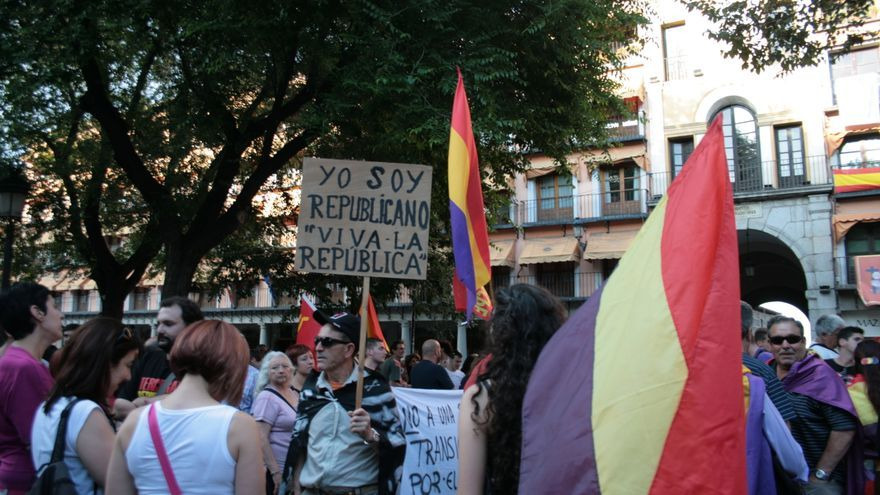 Manifestación en Toledo 2 de junio