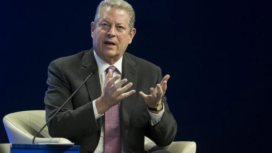 Davos insta a ver el cambio climático como una oportunidad empresarial