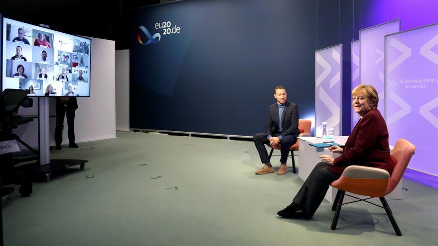 Merkel no espera un acuerdo con Hungría y Polonia en esta cumbre