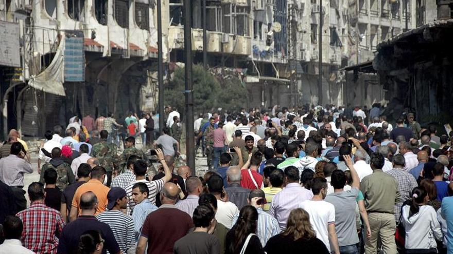 El EI captura a 200 jóvenes para su reclutamiento forzoso en el norte de Siria