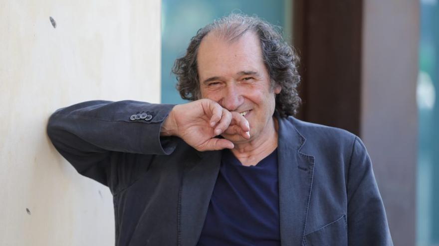 El escritor valenciano Alfons Cervera.