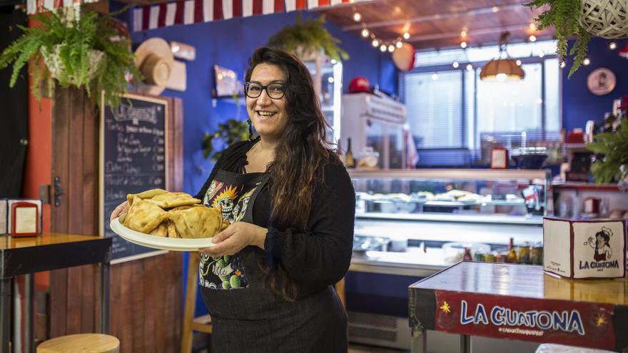 Karin Aveira, del truco de superviviencia al negocio propio.