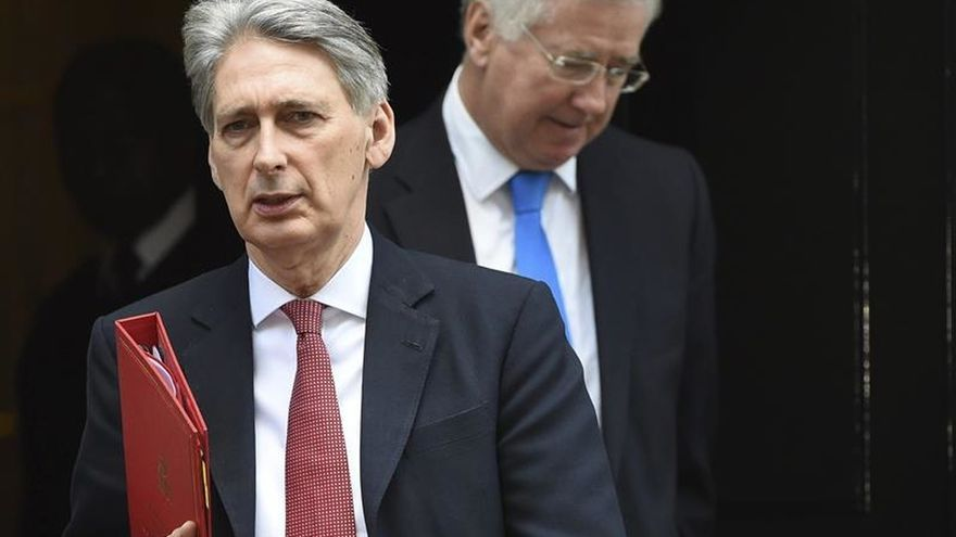"Londres alerta sobre posibles ""contragolpes"" del EI en Europa"
