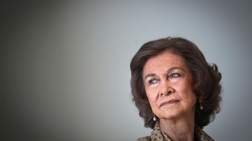 La Reina Sofía celebra su 79 cumpleaños