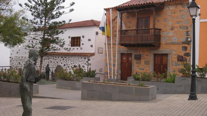 Ayuntamiento de Valsequillo de Gran Canaria.