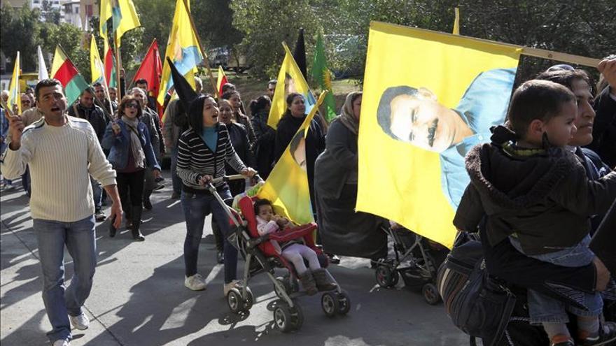 El líder de la guerrilla kurda pide un congreso para terminar la lucha armada