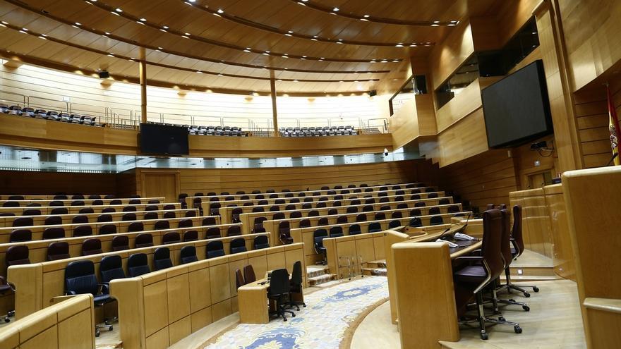 Los senadores tienen 15 días para solicitar una indemnización por el cese de su actividad, de 8.345 euros