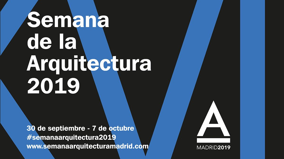 Imagen de la XVI Semana de la Arquitectura de Madrid | COAM