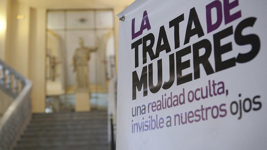 Daltonismo en Derechos Humanos: la invisibilidad de la trata