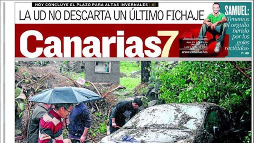 De las portadas del día (31/01/11) #2