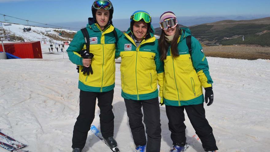 Voluntarios de Sierra nevada 2017, pieza fundamental en el éxito de todo evento