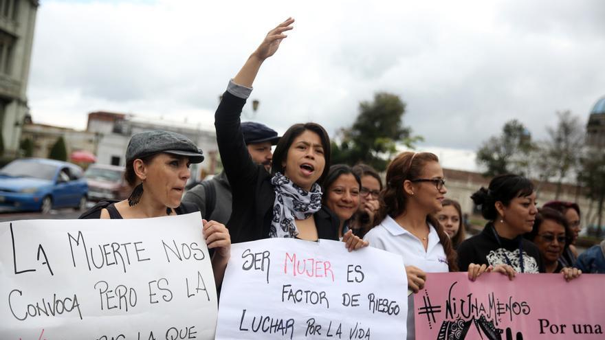 Los femicidios se incrementan en un 31 % en Guatemala durante 2021