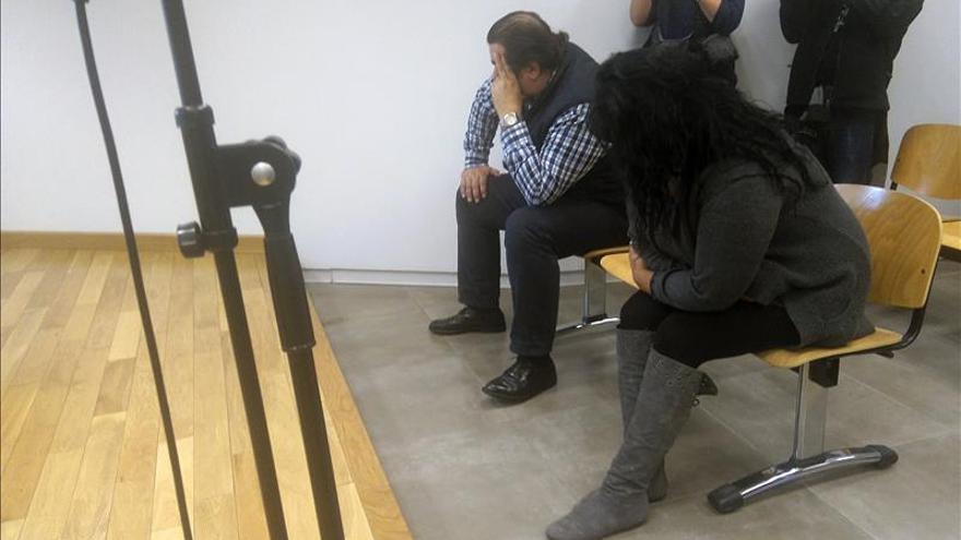 Condenada por una denuncia falsa a su exmarido asegura que sufrió un nuevo maltrato