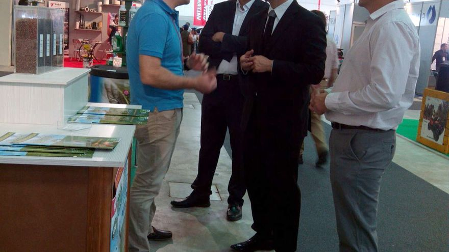 César Nebot (UPyD) ha visitado IFEPA