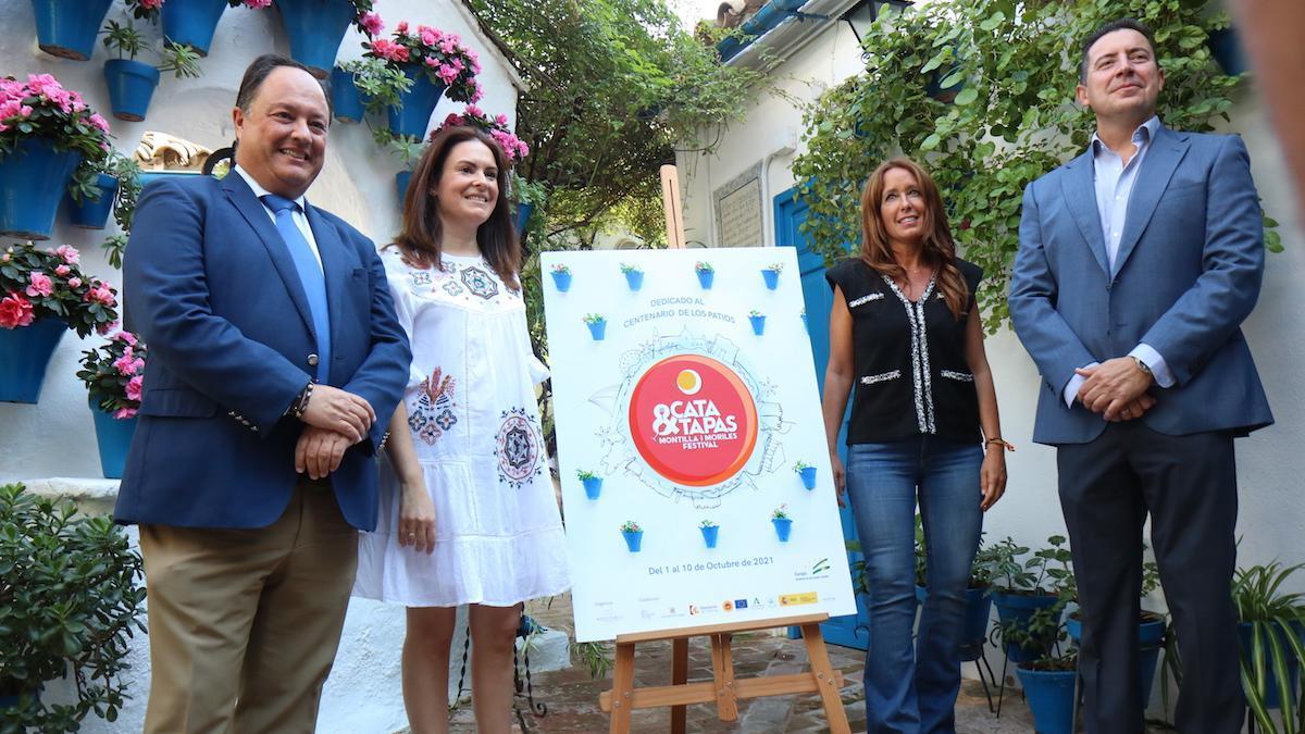 Presentación del Montilla-Moriles Cata&Tapas Festival 2021