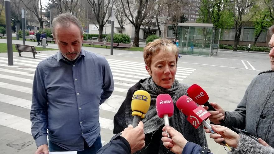 """Bel Pozueta afirma que """"la experiencia invita a desconfiar de los partidos que tiene su centro en Madrid"""""""
