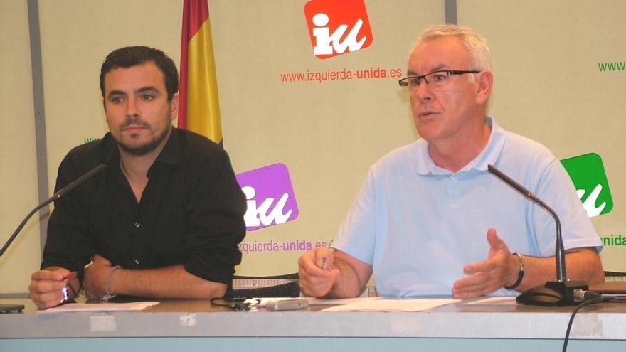 La dirección federal de IU celebra este domingo en Madrid un acto contra la corrupción tras expulsar a sus portavoces