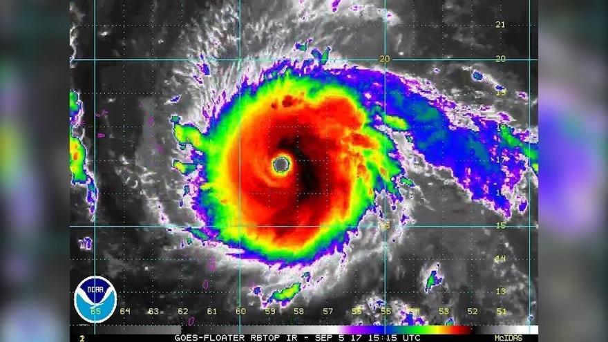 Exteriores aconseja a los españoles en zonas afectadas por Irma inscribirse en el registro y seguir las recomendaciones