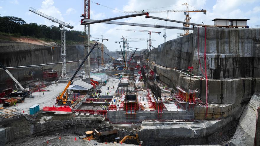 El Canal de Panamá y el consorcio de Sacyr logran un principio de acuerdo en varios puntos del conflicto