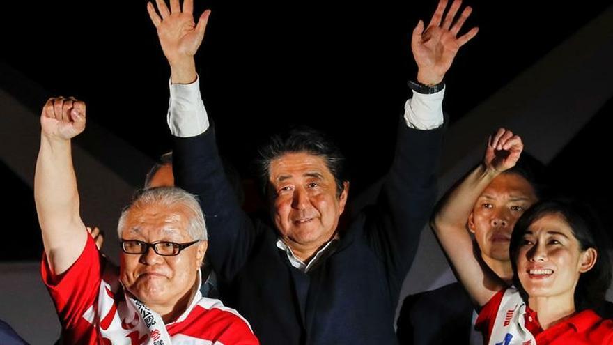 Japón celebra elecciones parciales al Senado