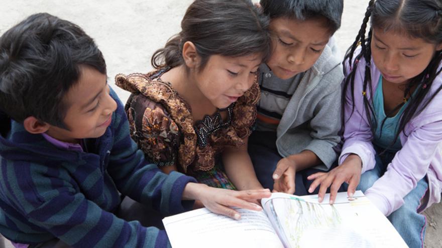 """""""Donde hay educación no hay distinción de clases"""""""