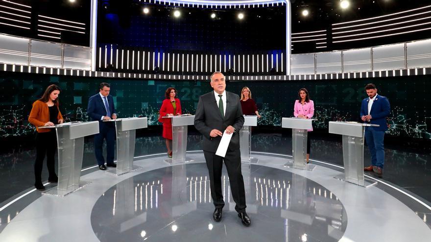 El 'Debate a 6' de TVE
