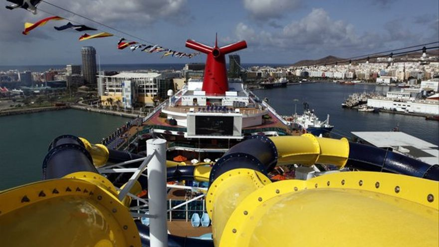 Del crucero 'Carnival Dream' #8