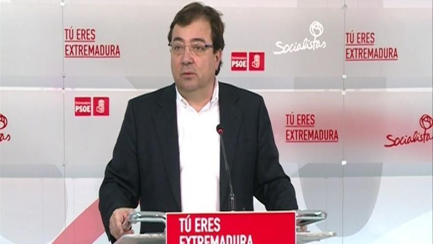 Vara rechaza que el PSOE se abstenga en favor de Rajoy y no se cierra a hablar con Podemos, pero con líneas rojas