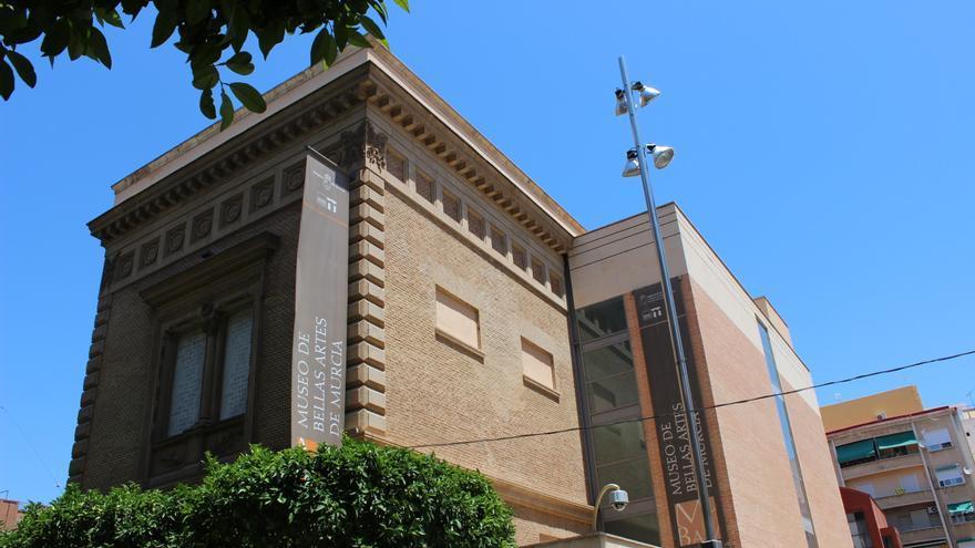 Museo de Bellas Artes de Murcia -MUBAM- / PSS