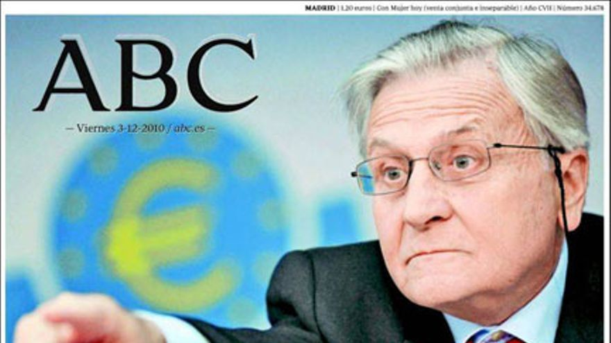 De las portadas del día (03/12/2010) #1