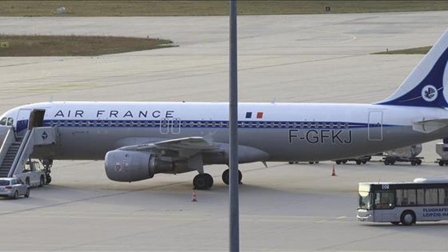Desvían dos vuelos de EE.UU. con destino París tras recibir amenazas de bomba