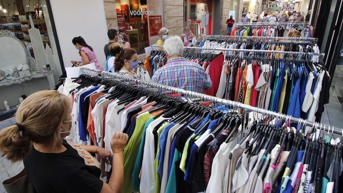 Las tiendas de Mérida celebran la I Feria Outlet