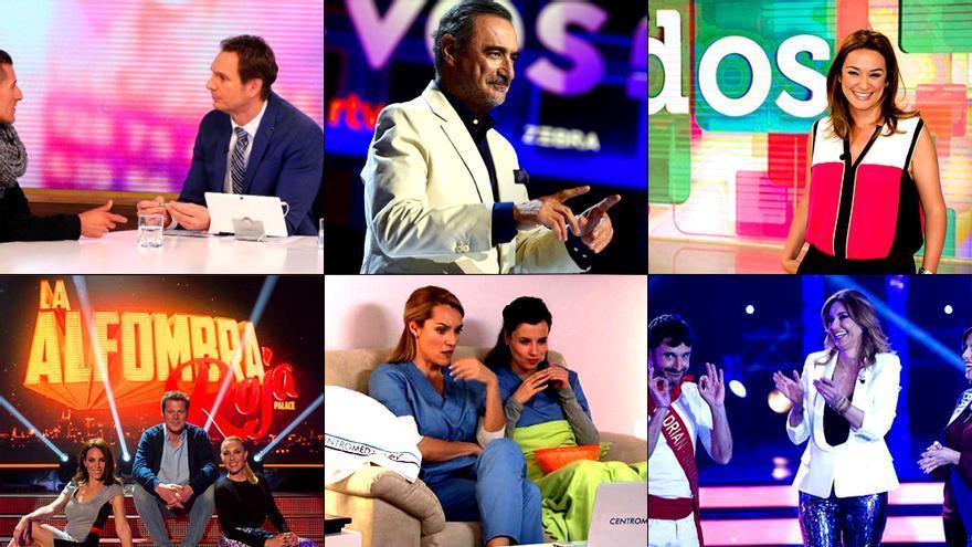 """Programas de TVE que se """"saltaron"""" el control de calidad"""
