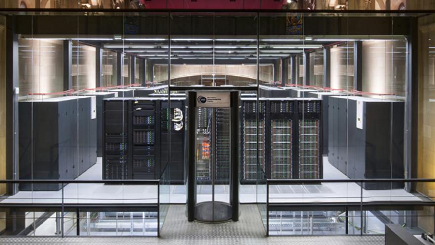 El supercomputador más potente de España