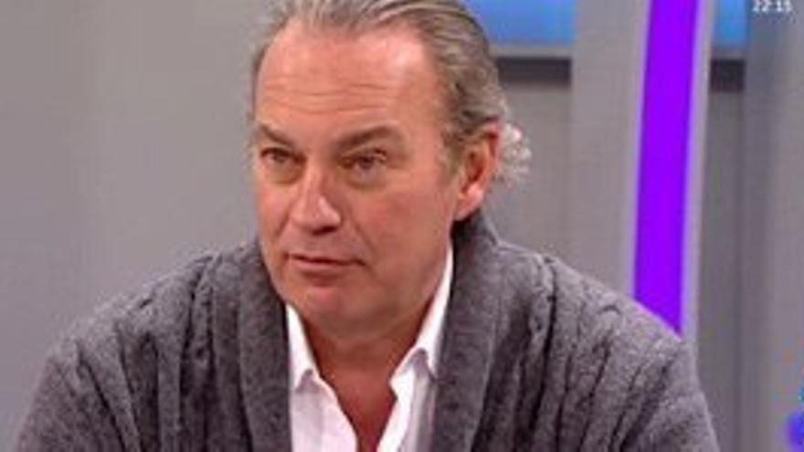 Bertín Osborne se planta y amenaza con abandonar TVE