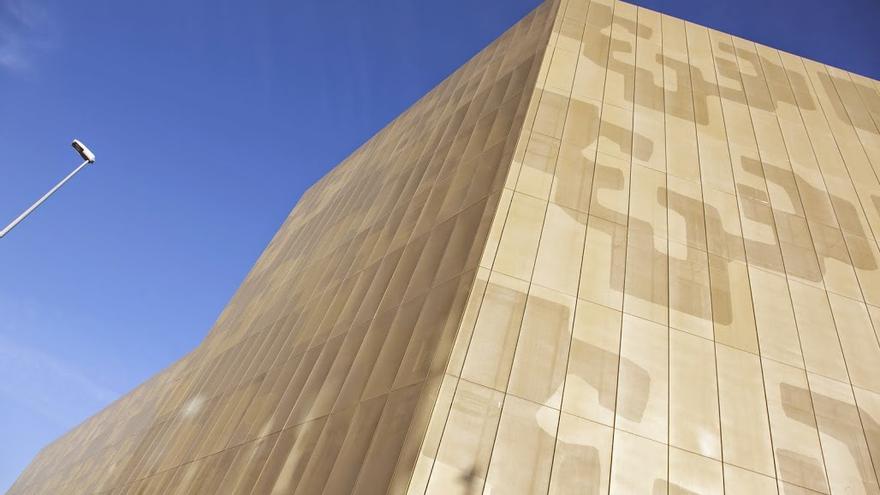 Edificio de la Universidad del País Vasco.