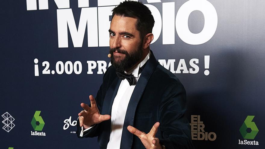 Dani Mateo, el nuevo presentador de 'Zapeando' tras el adiós de Frank Blanco
