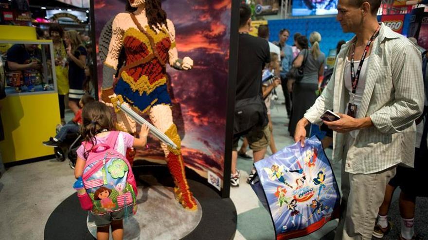 Wonder Woman, 75 años de una maravilla del cómic en lucha por la igualdad