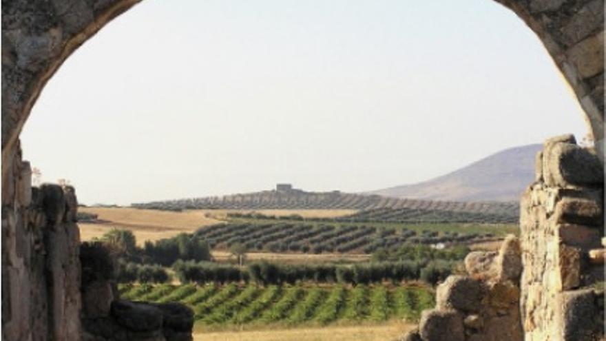 Yacimiento de Los Hitos en Arisgotas (Toledo)