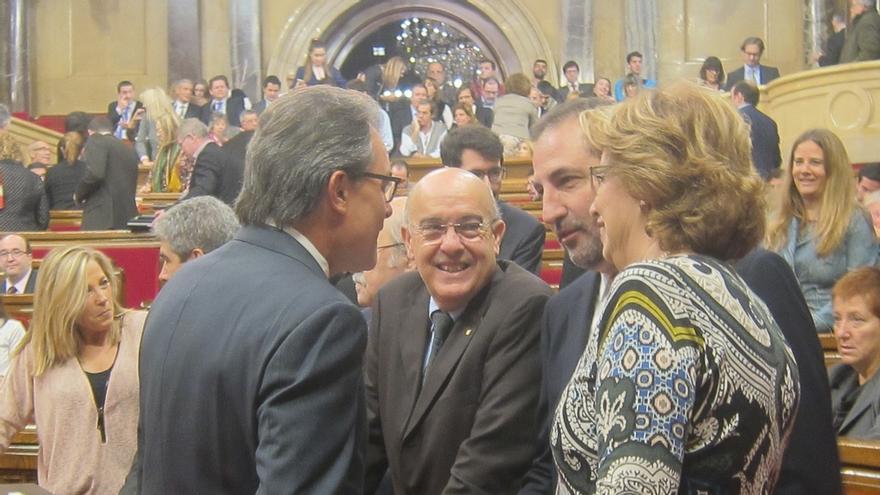 """Mas cree que España proyectará al mundo """"una imagen dramática"""" si Fiscalía actúa"""