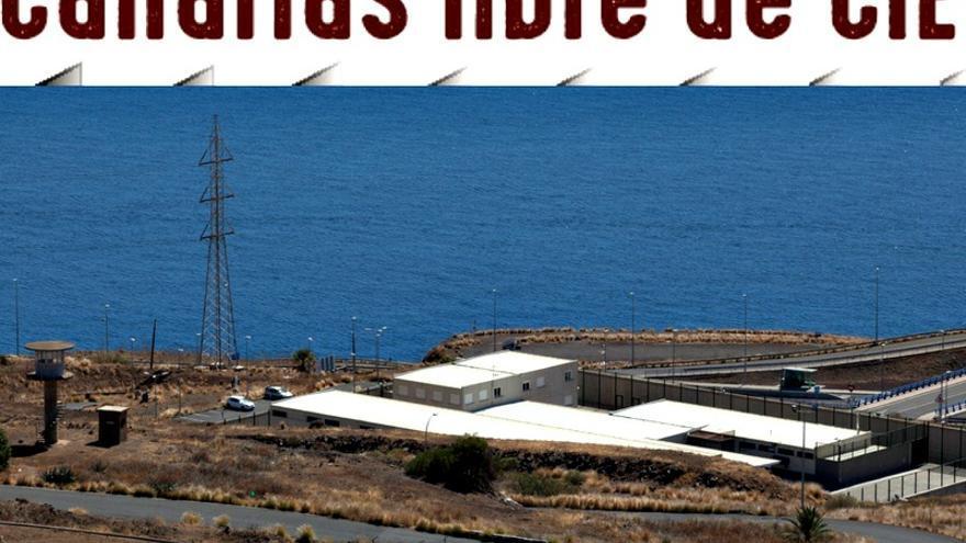 CIE ubicado en Hoya Fría, Tenerife