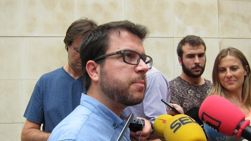 """JxSí no pedirá voto secreto para la resolución: """"No tenemos problema en dar la cara"""""""
