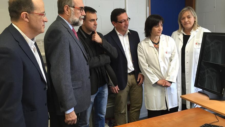 Atención Primaria aumenta su capacidad de diagnóstico en radiología mediante pantallas de alta resolución