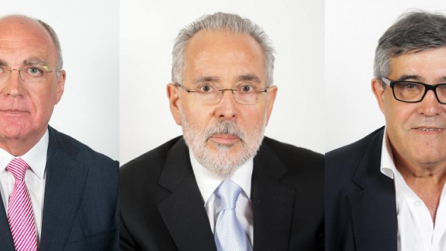Juan Manuel Jiménez Morán (PP), Fernando Carlos Rodríguez (PP) y Modesto Pose (PSOE) eran hasta ahora los tres senadores por designación del Parlamento de Galicia