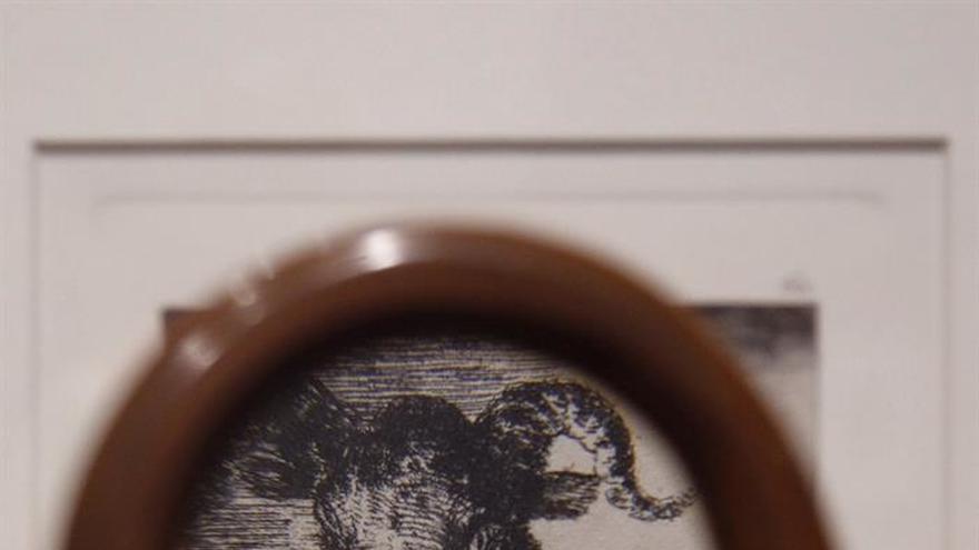 La sátira del pintor español Francisco de Goya llega a la Ciudad de México
