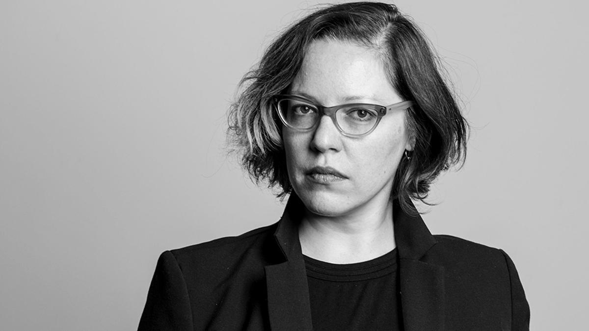 La escritora Marina Yuszczuk